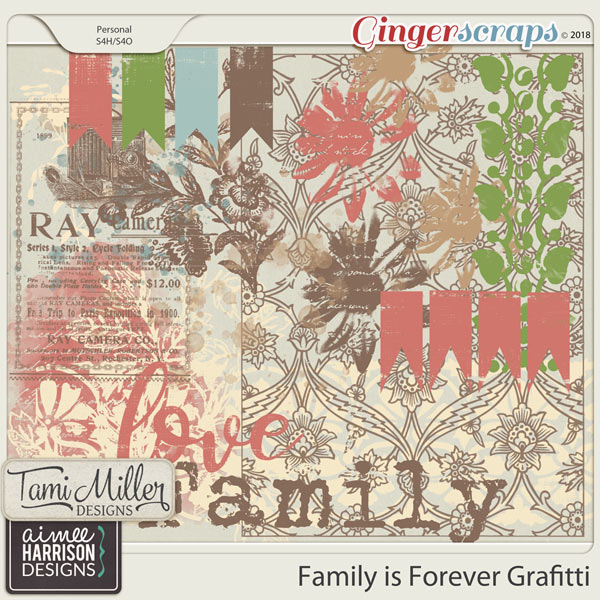 Family is Forever Graffiti