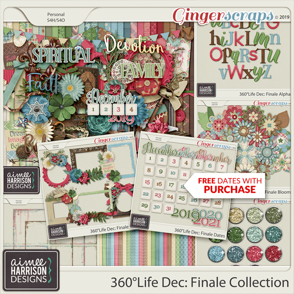 360°Life Dec: Finale Collection by Aimee Harrison