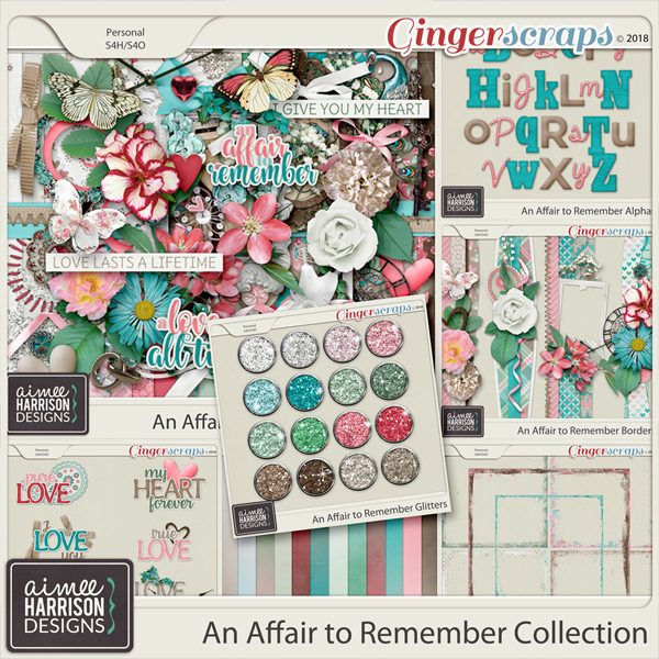 An Affair to Remember Collection by Aimee Harrison