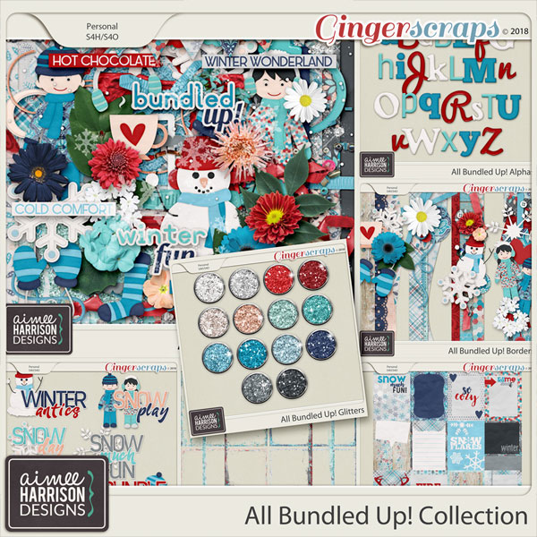All Bundled Up Collection by Aimee Harrison