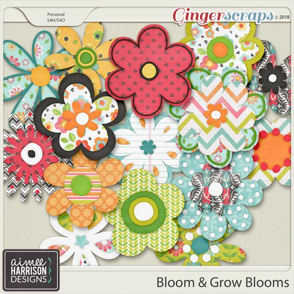 Bloom & Grow Blooms by Aimee Harrison
