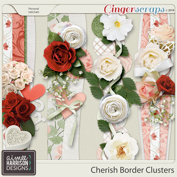 Cherish Borders by Aimee Harrison