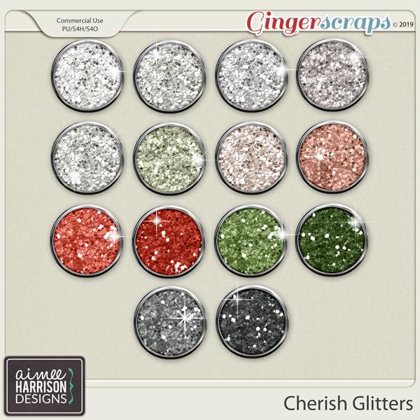 Cherish Glitters by Aimee Harrison