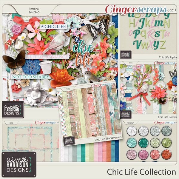 Chic Life Collection by Aimee Harrison