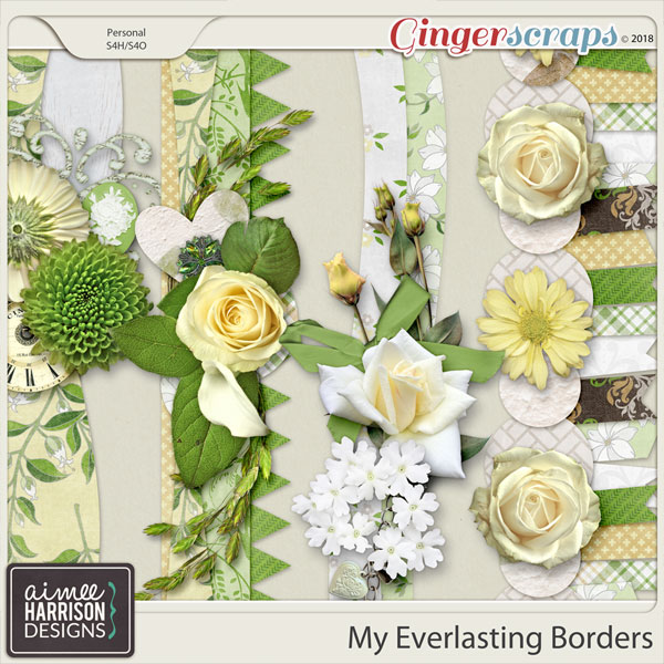 My Everlasting Borders by Aimee Harrison