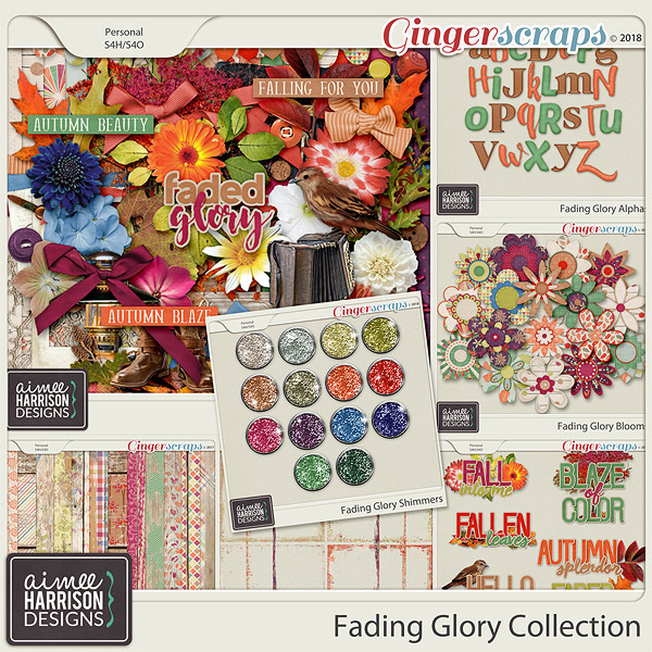 Fading Glory Collection by Aimee Harrison