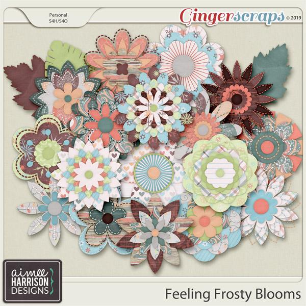 Feeling Frosty Blooms by Aimee Harrison
