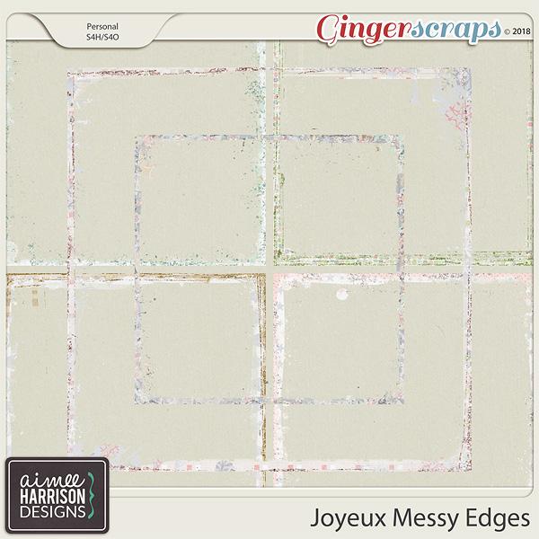 Joyeux Messy Edges by Aimee Harrison