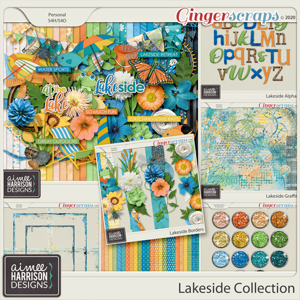 Lakeside Collection by Aimee Harrison