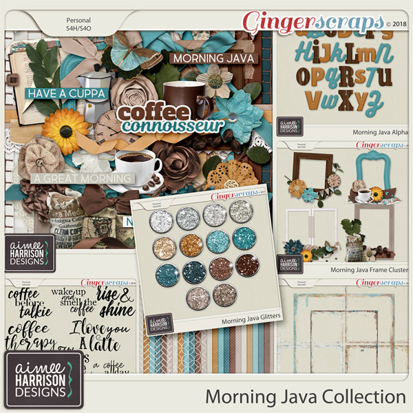 Morning Java Collection by Aimee Harrison