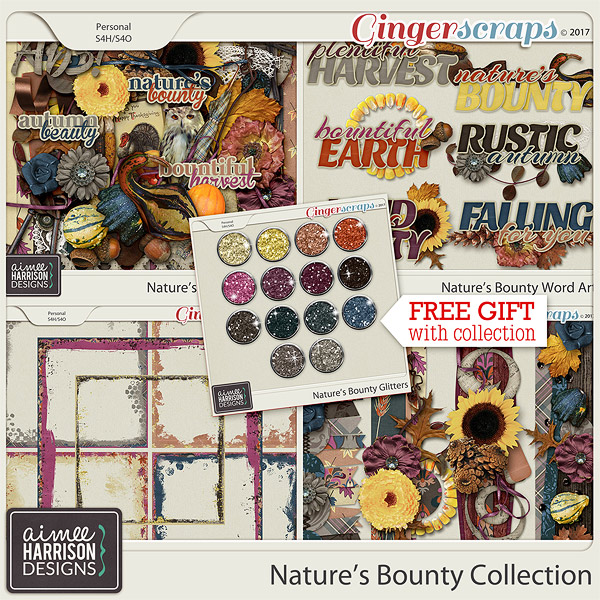 Nature's Bounty Collection
