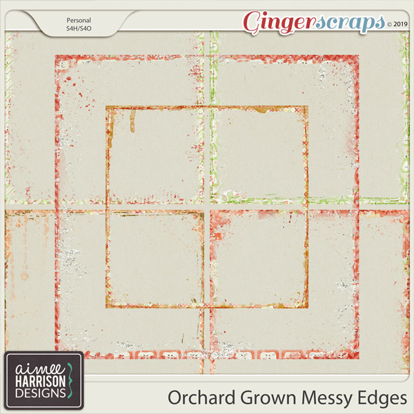 Orchard Grown Messy Edges by Aimee Harrison