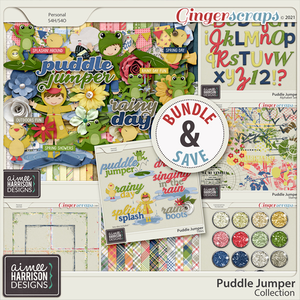 Puddle Jumper Collection by Aimee Harrison