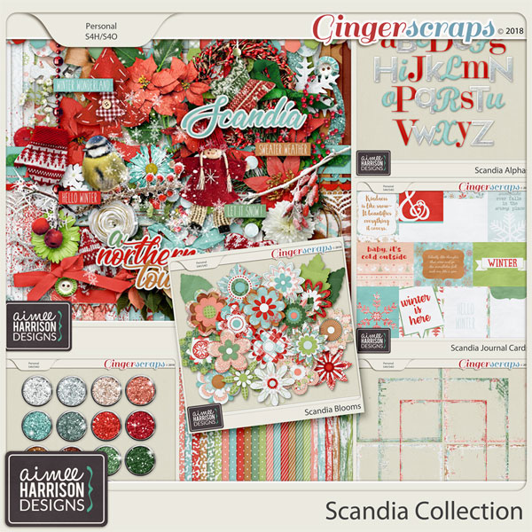 Scandia Collection by Aimee Harrison