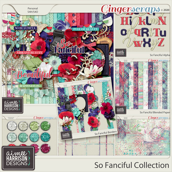 So Fanciful Collection by Aimee Harrison