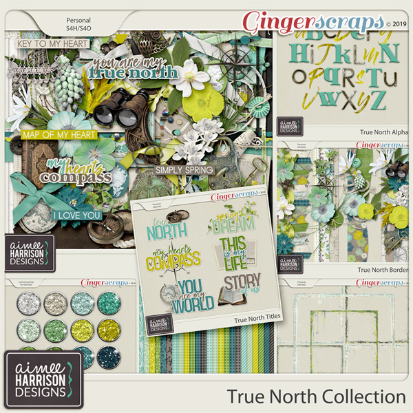 True North Collection by Aimee Harrison