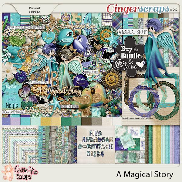 A Magical Story Bundle
