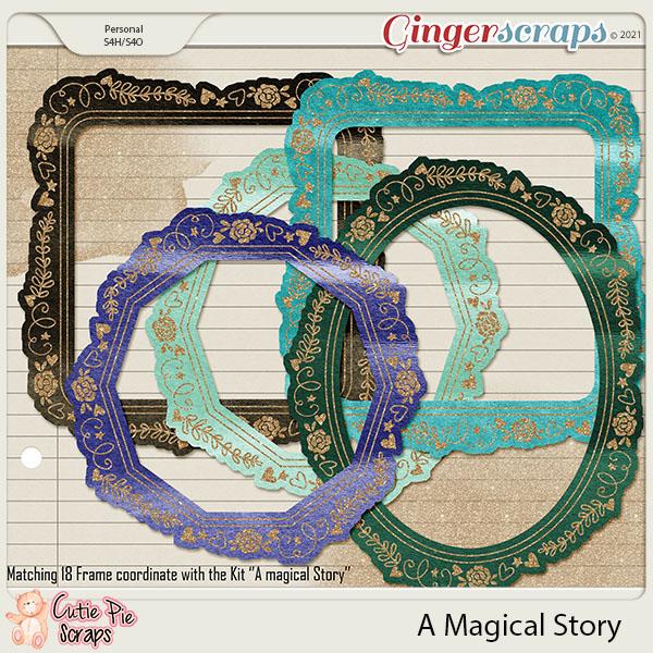 A Magical Story-Frames