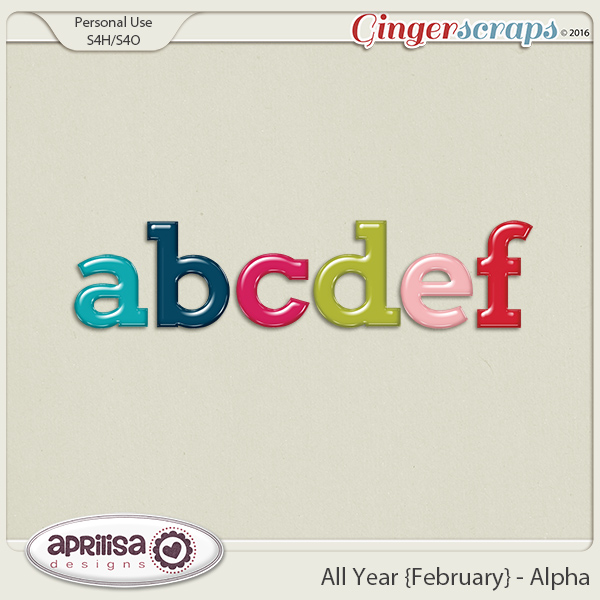 All Year {February} - Alpha