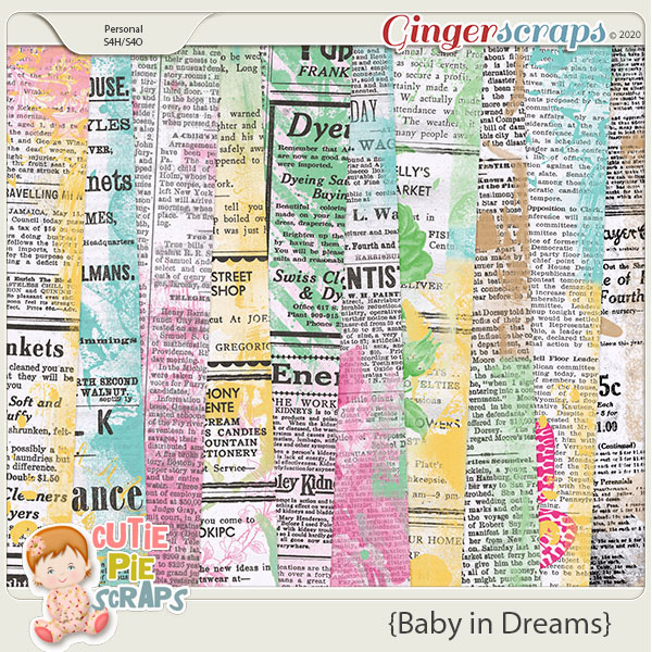 Baby In Dreams News Papers