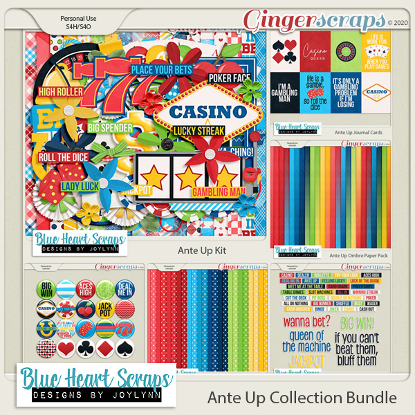 Ante Up Collection Bundle