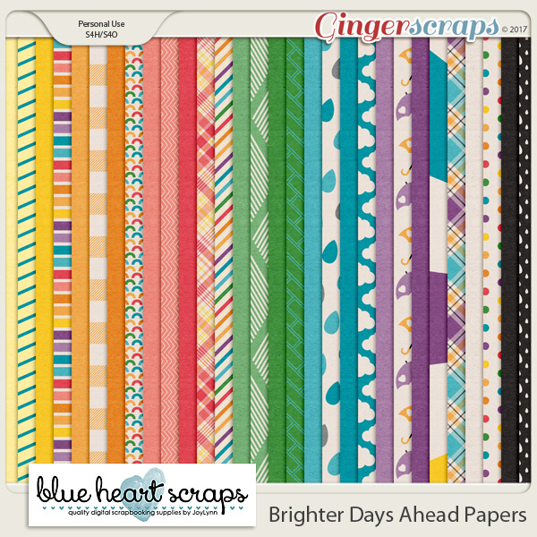 Brighter Days Ahead Paper Pack