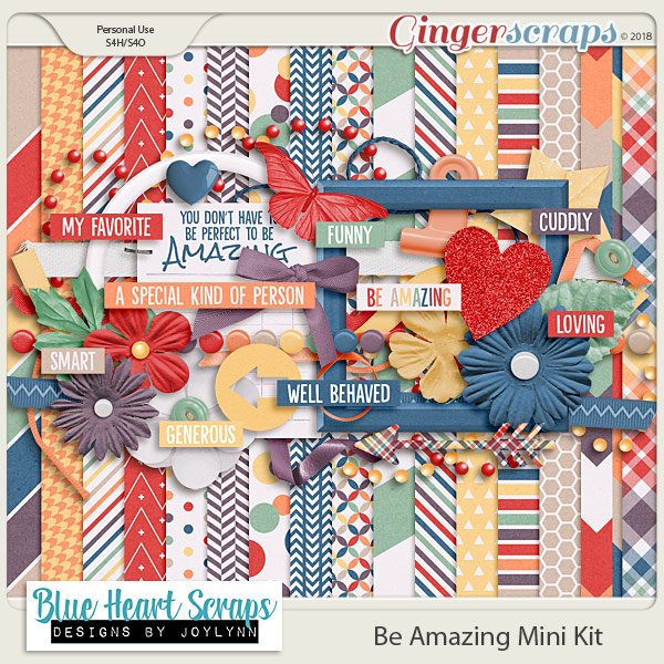 Be Amazing Mini Kit