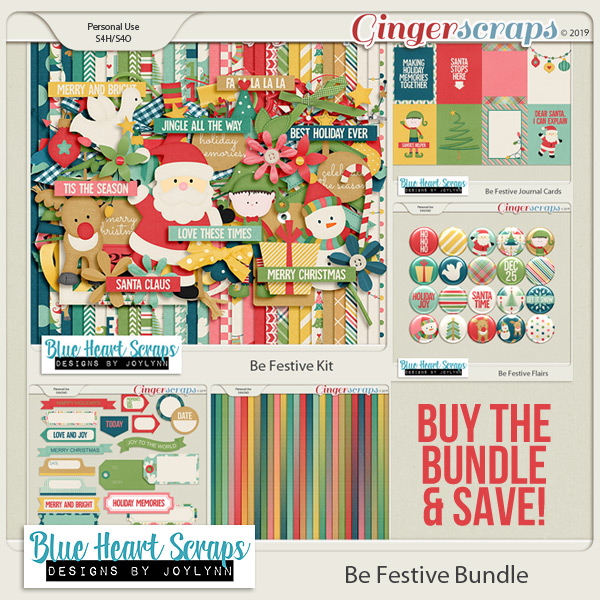 Be Festive Bundle