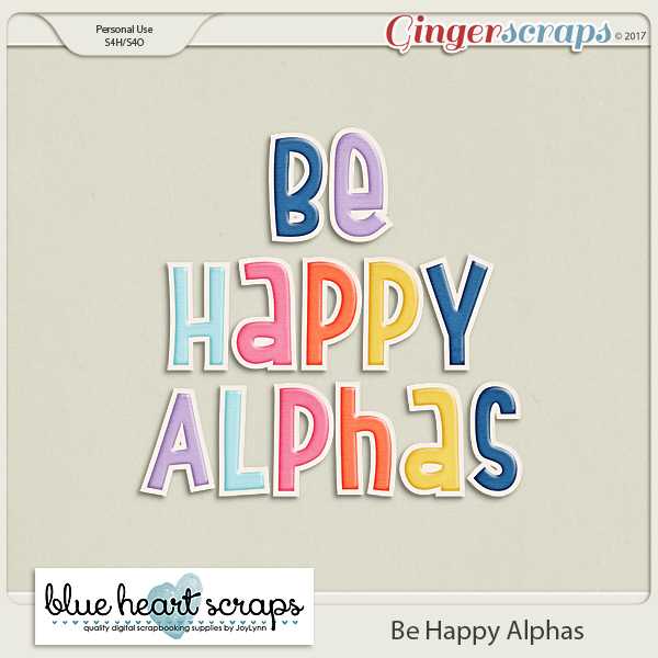 Be Happy Alpha Pack