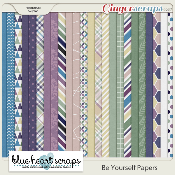 Be Yourself Papers