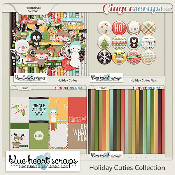 Holiday Cuties Collection Bundle