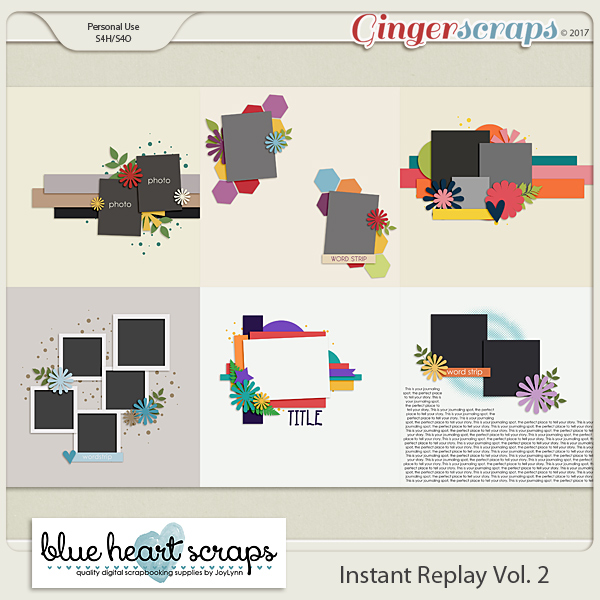 Instant Replay Vol. 2