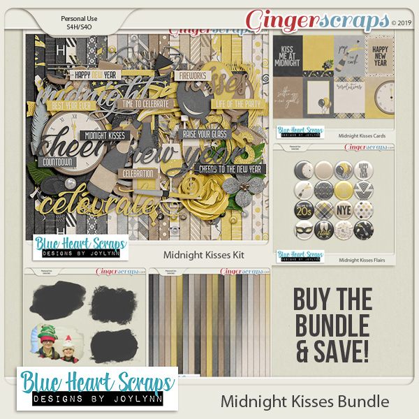 Midnight Kisses Bundle