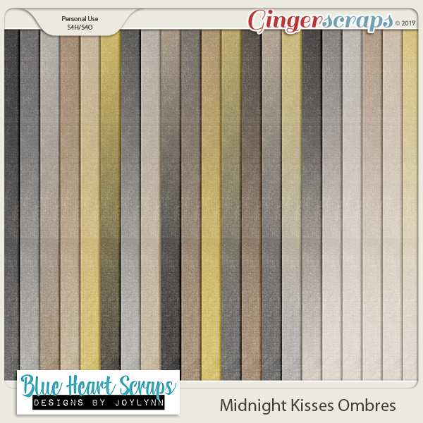 Midnight Kisses Ombres