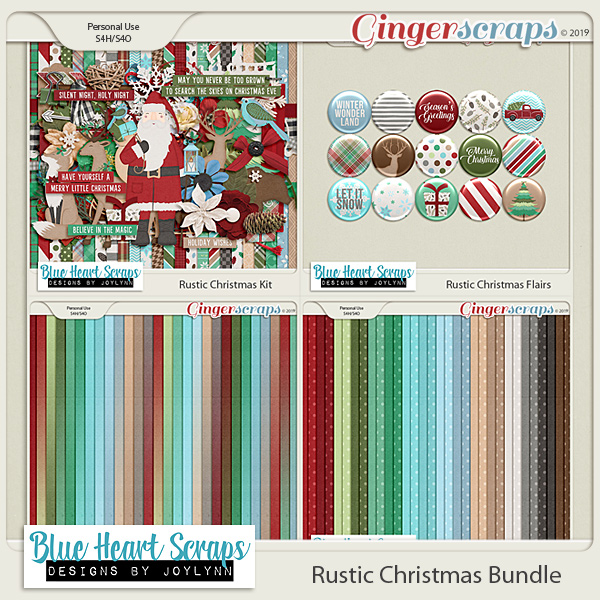 Rustic Christmas Bundle