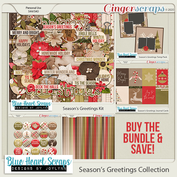 Season's Greetings Collection Bundle