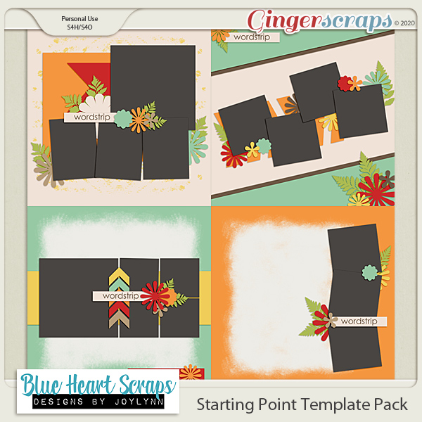 Starting Point Template Pack