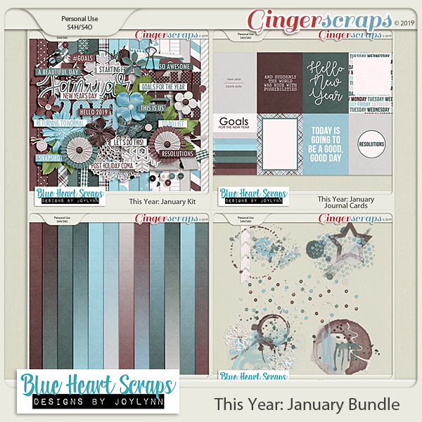 This Year: January Collection Bundle