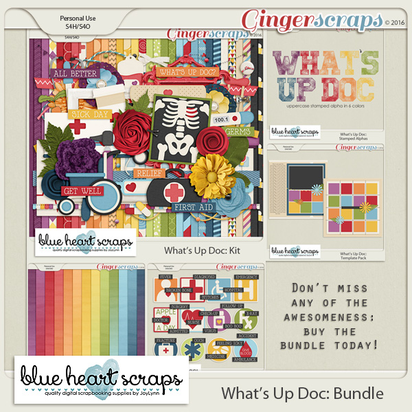 What's Up Doc: Collection Bundle
