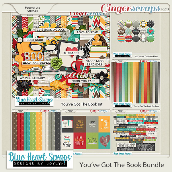 You've Got The Book Collection Bundle