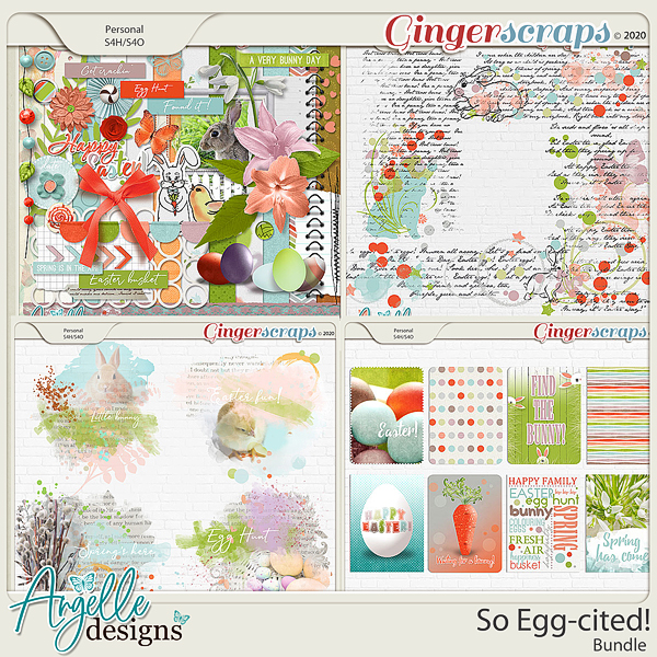 So Egg-cited! Bundle by Angelle Designs