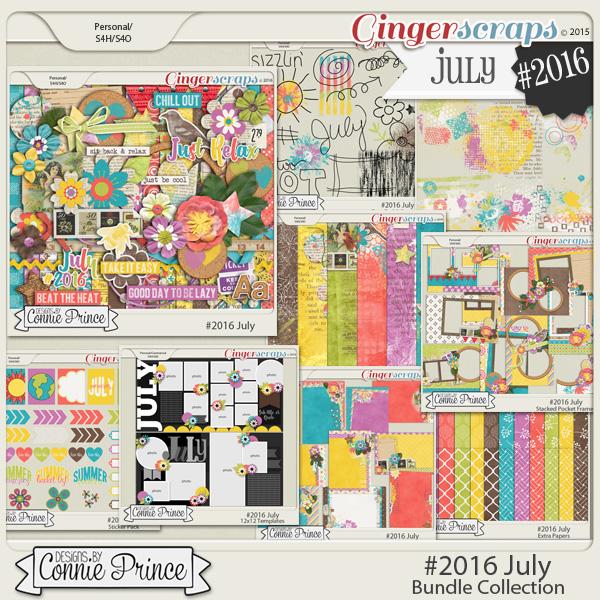 #2016 July - Bundle Collection