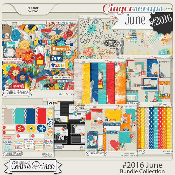 #2016 June - Bundle Collection