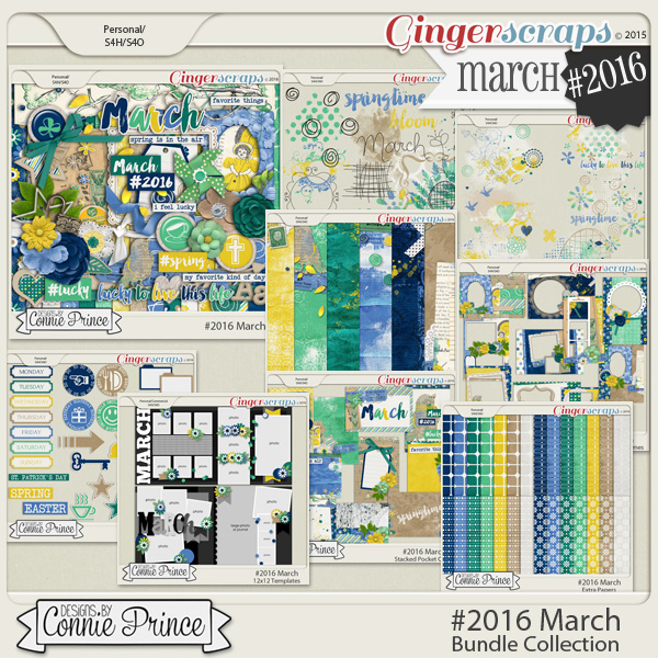 #2016 March - Bundle Collection