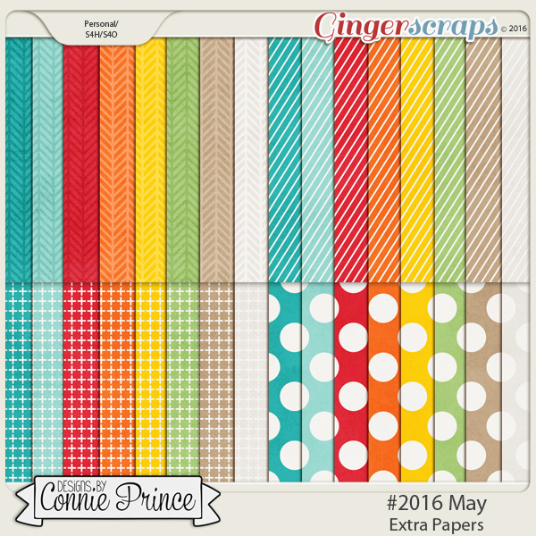 #2016 May - Extra Papers