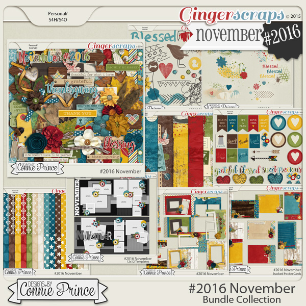 #2016 November - Bundle Collection