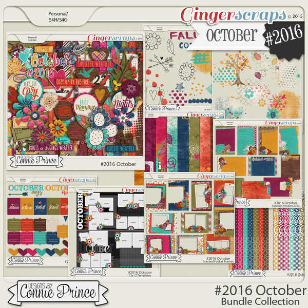 #2016 October - Bundle Collection