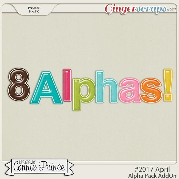#2017 April - Alpha Pack AddOn