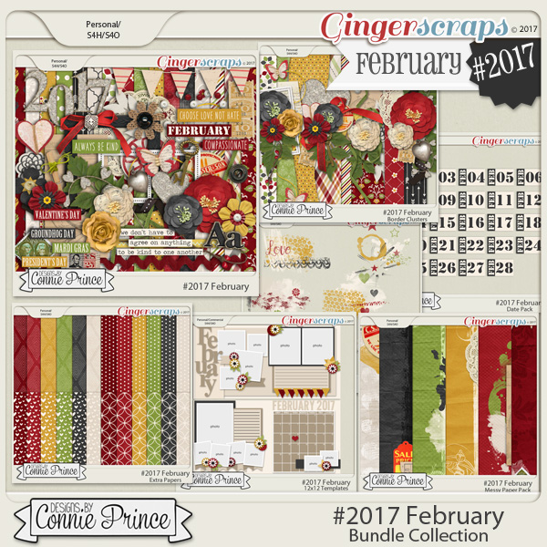 #2017 February - Bundle Collection