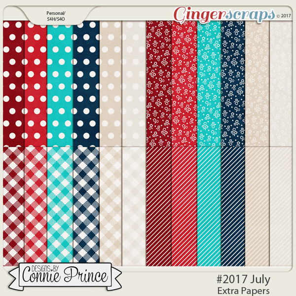 #2017 July - Extra Papers